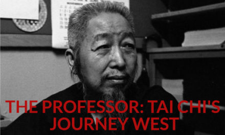 Nog Een Teaser van The Professor: Tai Chi's Journey West