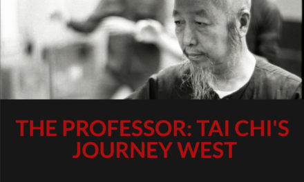 The Professor Tai Chi's Journey West
