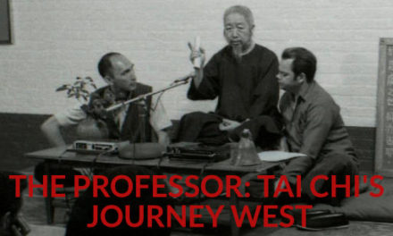 De Officiële Trailer van The Professor: Tai Chi's Journey West
